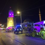 Antalya Saat Kulesi Foto