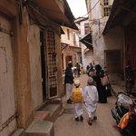 Zanibari street life style