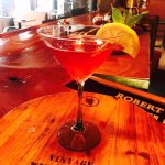 Specialty and Seasonal Martinis!