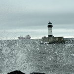 lighthouse from Canal walk