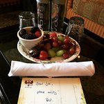 I'm blown away every time I stay here. They treat every guest with such love, it feels like home