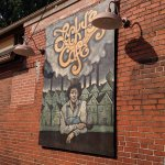 That Was Exciting - Lucky's Cafe