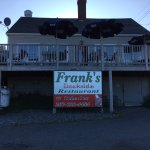 Frank's Dockside, Lubec Maine