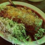 chimichanga enchilada style