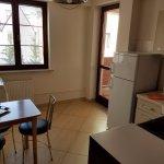 La Paz apt - kitchen with small balcony