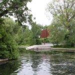 Riley Family Duck Pond.