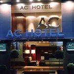 AC Hotel Avenida de America Foto