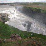 Gulfoss on the Golden Circle Tour. Stunning and very loud!