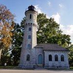 Lighthouse near Ft. Niagara