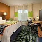 Fairfield Inn & Suites Baltimore BWI Airport Foto