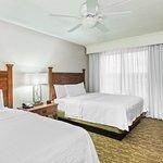 Two Queen Suite Beds