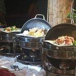 A Sumptuos Buffet at Bamboo Cafe of Dakak Park & Beach Resort!