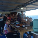 Diving with Bajo Dive Club