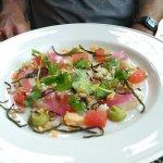 Ceviche Salad appetizer