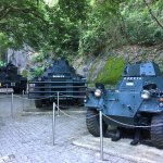 Armored vehichles