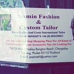 Jasmin Fashion صورة فوتوغرافية