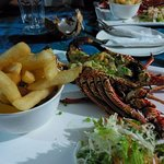 Lobster for NZD30!