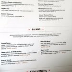 appetizers & more menu page