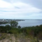 View across Swan River
