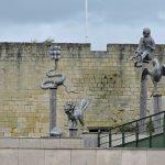 Caen fortress