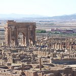 Photo de Timgad