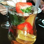 One of the best Pimms I've ever had!!