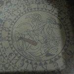 mosaico di Sansone