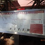 outdoor menu board