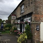 Front of Northbrook Arms Pub, Winchester Hampshire UK