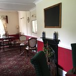 Dining area of Northbrook Arms Pub, Winchester Hampshire UK
