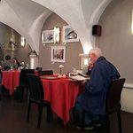 Pour 17 euros le menu qualité prix imbattable  Pour 32 entre plat dessert à choisir dans la cart