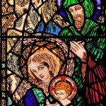 Jesus, Mary and Joseph