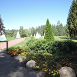 Мемориальный комплекс Партизанская поляна