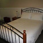 Queen bed with Ensuite in room 10
