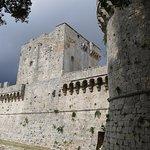 Sarteano zamek