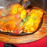 Everest Gurkha Special. [ Clay oven cooked lamb, fish, chicken & prawn.]