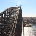 Photo de Pylon Lookout at Sydney Harbour Bridge