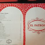 Photo of El Patron