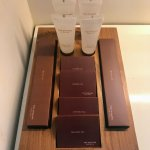 Toiletries - Premier pool room, Magani Hotel and Spa