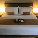 Bed - Premier pool room, Magani Hotel and Spa