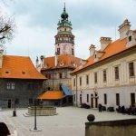 Castle, main square