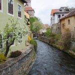 a mill stream