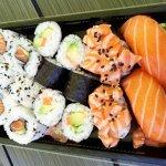 Composition des sushis