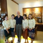 Very nice staff