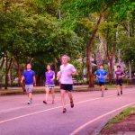 Lumpini Park is a joggers heaven