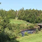 Nearby Superior National Golf course