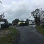 Photo de biarritz camping