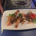 Biggest tastiest prawns ever