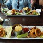 Finger Food Tray - AKA Appetizer Sampler