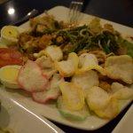 indonesian restaurant